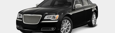 Orlando Premier Limo Service-Chrysler Luxury 300 Sedan