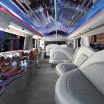 Hummer Inside Luxury Limo