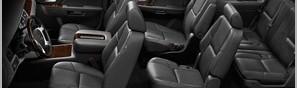 Orlando Premier Limo Service - Inside GMC Yukon XL