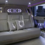 inside ford limo